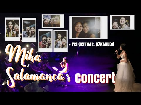 Mika Salamanca 's Concert + Princess and Nicole, Rei germar and more | IrishDiy