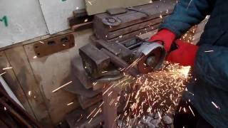Обзор тест отрезных 125 кругов по металлу для УШМ в дачной мастерской