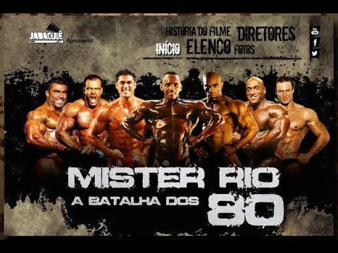 Mister Rio - The Bodybuilding Movie - English Subtitles - ORIGINAL from Jabaculê FIlmes