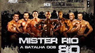 Mister Rio - The Bodybuilding Movie - English Subtitles - ORIGINAL from Jabaculê FIlmes