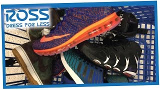 CRAZY ROSS HAUL - AIR MAX 2016 FOR $39 + CB34 + ZX FLUX XENO!