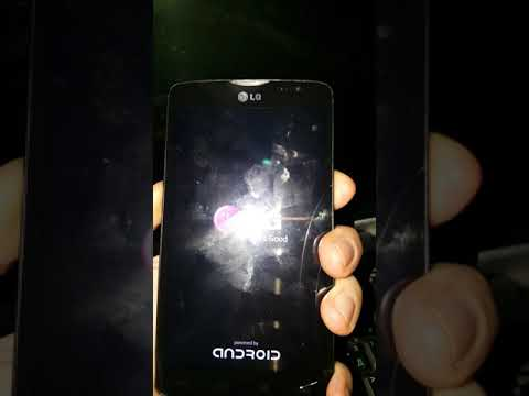 LG D380 L80 Hard Reset сброс настроек графический ключ пароль зависает тормозит висит