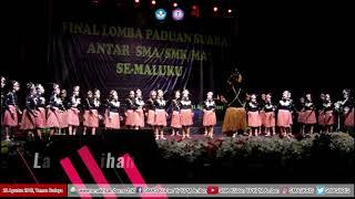 Download Mp3 Smas Kristen Ypkpm Ambon Meraih Juara 3 Lomba Paduan Suara Sma/smk/ma Se-maluku