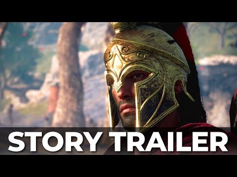 Assassin's Creed: Odyssey NEW Story TRAILER | Oddysey Tribute Fan Made Concept thumbnail