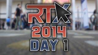 RTX 2014 - RoosterTeeth - Austin Texas