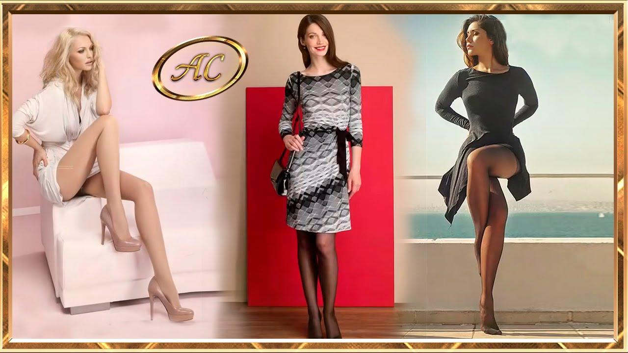 ЧУЛКИ и КОЛГОТКИ в гардеробе каждой женщины | Азбука Стиля
