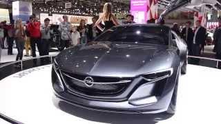 ММАС 2014. Crocus Expo. Opel.