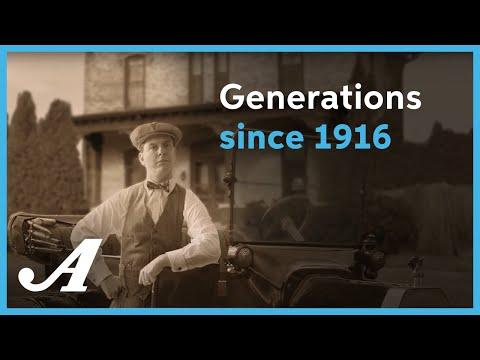 """Auto-Owners Insurance """"Generations"""""""