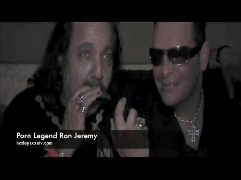 Porn Star Ron Jeremy plays Jingle Bells on the harmonica