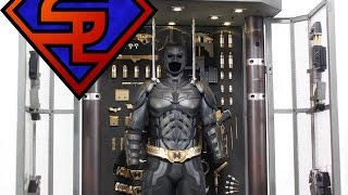 Video The Dark Knight Hot Toys Batman Armory With Batman Movie Masterpiece 1/6 Scale Set Review download MP3, 3GP, MP4, WEBM, AVI, FLV Juli 2018
