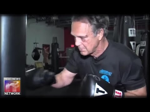 Punk Tries Mugging Senior. Doesn't Know He's a 5-Time World Kickboxing Champion