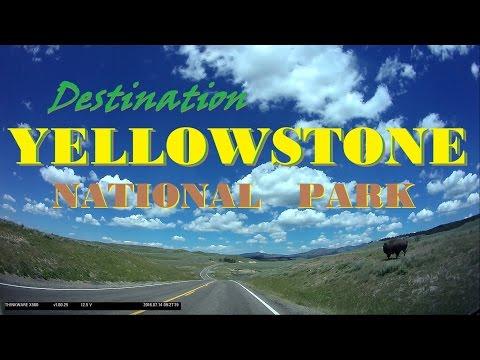 Time Lapse: Yellowstone National Park, Wyoming, USA