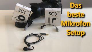 Rode SmartLav+ inkl SC1 und SC3 Adapter TRRS auf TRS [Test]