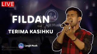 FILDAN - TERIMA KASIHKU | LIVE PERFORMANCE AT LET'S TALK