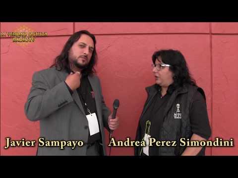 Museo ovni en argentina entrevista interesante a Andrea Perez Simondini