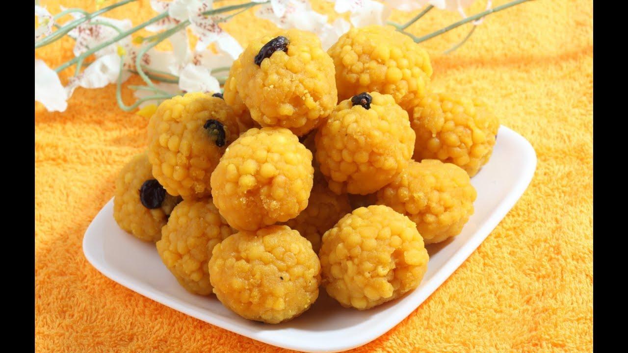 Indian Food Laddu