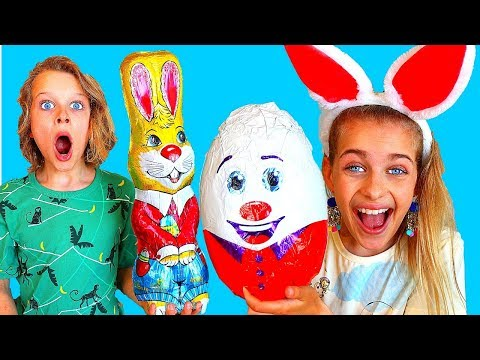 EASTER EGG GAMES Challenge By The Norris Nuts