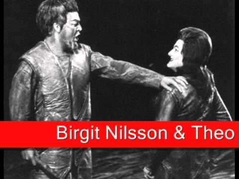 Birgit Nilsson & Theo Adam: Wagner - Die Walküre, 'Act3 Duet'