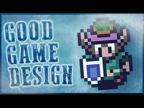 Good Game Design - The Legend of Zelda: Growing Stronger