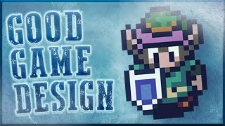 "Good Game Design - The Legend of Zelda: The ""Growing Stronger"" Principle"