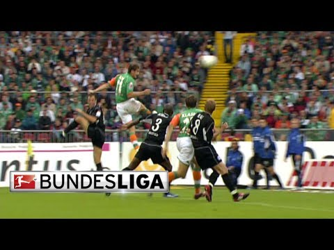 Miroslav Klose - Top 5 Goals