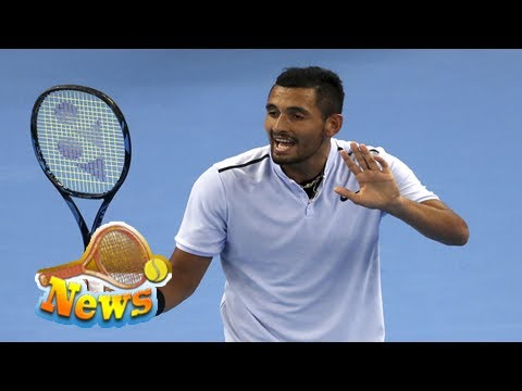 Nick kyrgios fined $31,085 for incident at shanghai masters