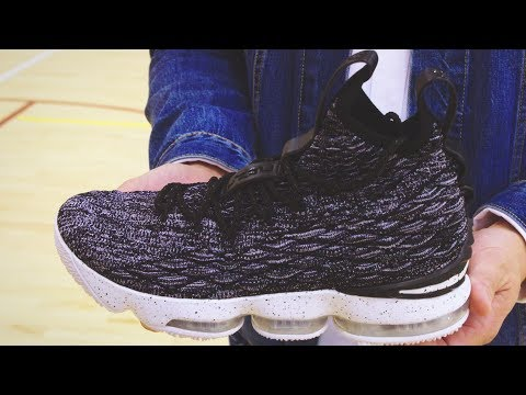 Wear Testing the Lebron 15 Sneakers | Esquire Sneaker Review