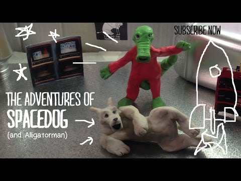 Ep 1: Power struggles - The Adventures Of Spacedog
