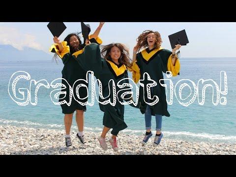 WE MADE IT! || University Graduation in Taiwan