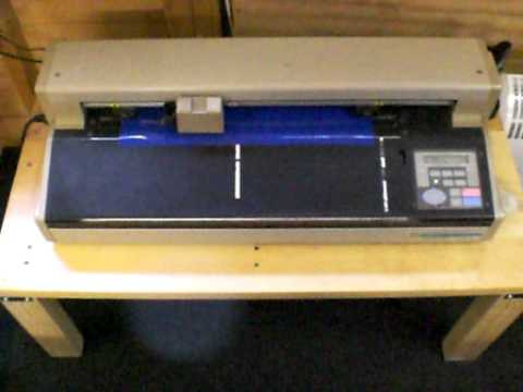 GRAPHTEC FC2100-50 TREIBER