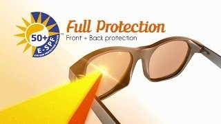 Essilor - Eyes & Sunglasses - Why protect your eyes outdoor?