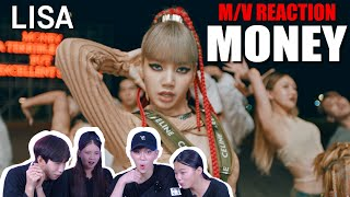 ENG)[Ready Reaction] LISA - 'MONEY' EXCLUSIVE PERFORMANCE VIDEOㅣM/V REACTIONㅣPREMIUM DANCE STUDIO