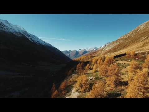 A year with a drone in Switzerland