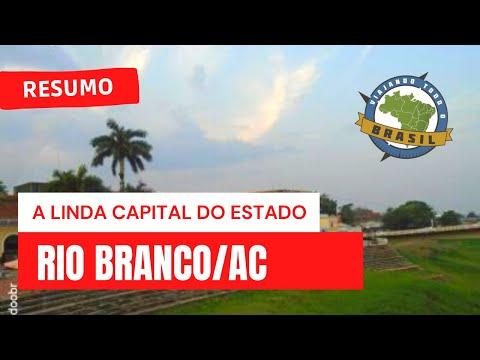 Viajando Todo o Brasil - Rio Branco/AC