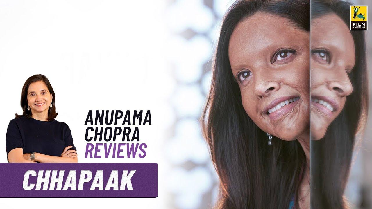 Chhapaak | Bollywood Movie Review by Anupama Chopra | Deepika Padukone | Vikrant Massey