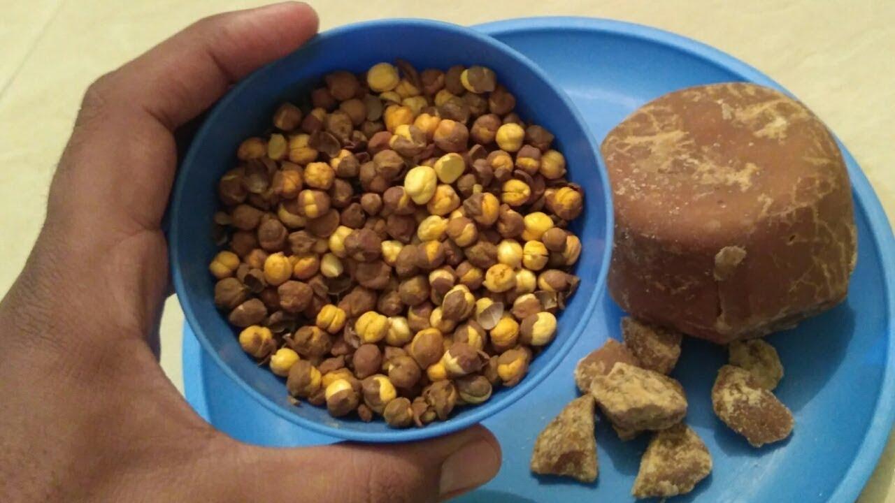 सकाळी अनशापोटी गूळ फुटाणे खाल्ल्याने हे भयंकर 10 रोग मुळापासून नष्ट होतात