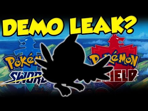 Spoiler Warning Pokemon Sword And Shield Demo Could Already Be