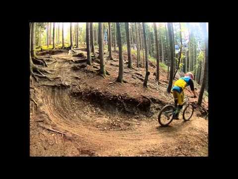 GoPro Edit Bikepark Planai