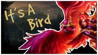 It's A Bird - League Of Legends Funny Moments / Highlights #10 [Quinn]