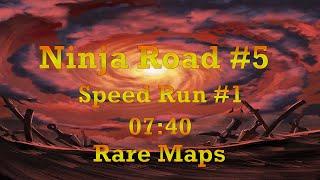 Naruto Shippuden: Ultimate Ninja Blazing - Ninja Road #5: Speed Run #1 (OT Naruto & Madara) (07:40)