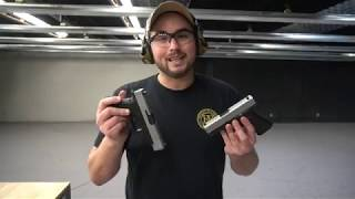 Glock G43x & G48 Versus Competitors: Comparison and Holsters