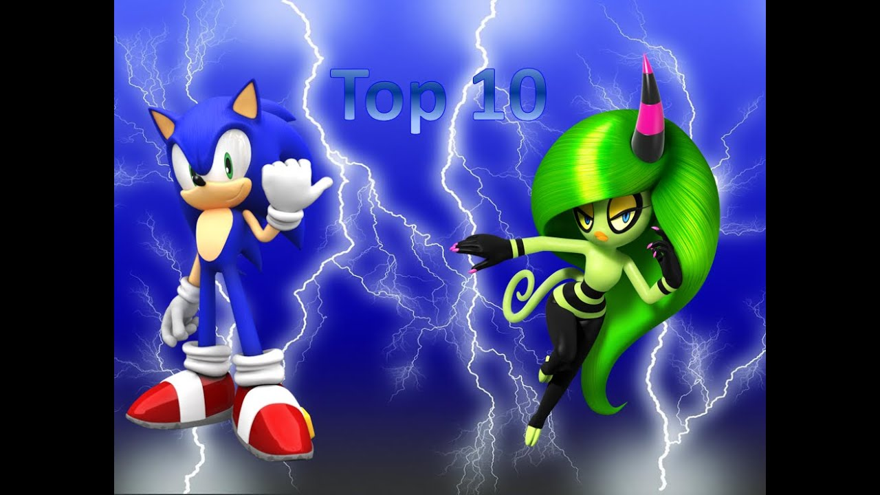 Top 10 Least Favorite Sonic Boss Battles Sonic Month 2016 Youtube