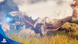 Horizon Zero Dawn - E3 2016: Bringing the Watchers to Life | PS4