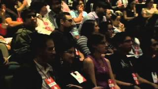 Between Language and Music: RoCola Bacalao at TEDxQuito