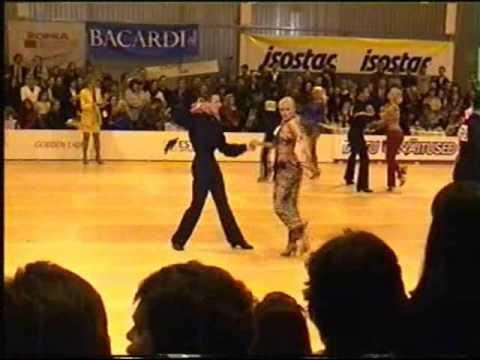 Niina Shablinskaja and Indrek Ehaste- Estonian Latin Championships