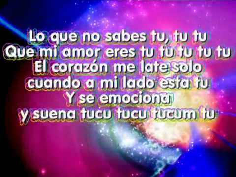 Chino y Nacho Ft. El Potro – Lo que No sabes Tu (Letra – Lyrics)