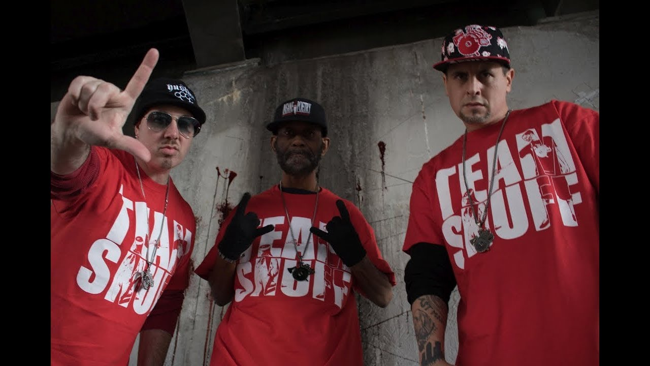 """Download """"Paint It Red""""- Scum, Insane Poetry & JP Tha Hustler OFFICIAL VIDEO"""