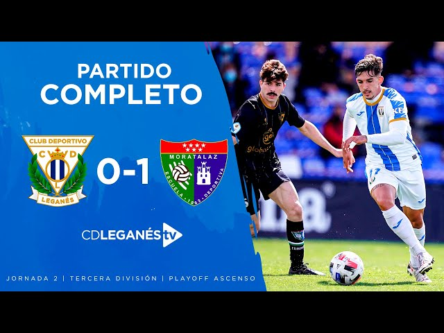 C.D. Leganés B vs E.D.Moratalaz