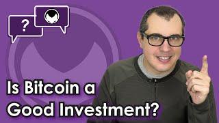 Bitcoin Q&A: Is bitcoin a good investment?
