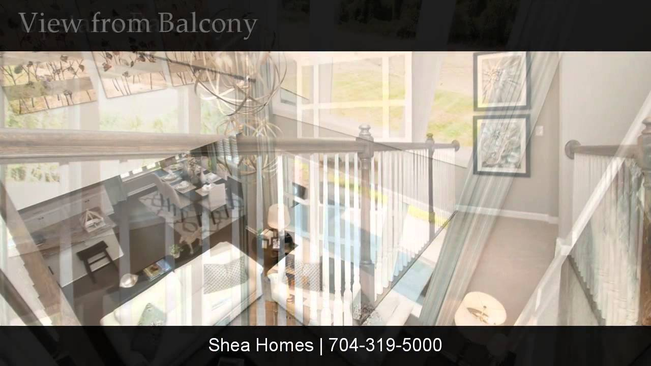 Calistoga Model Home at Summerhill in Greensboro, NC - YouTube